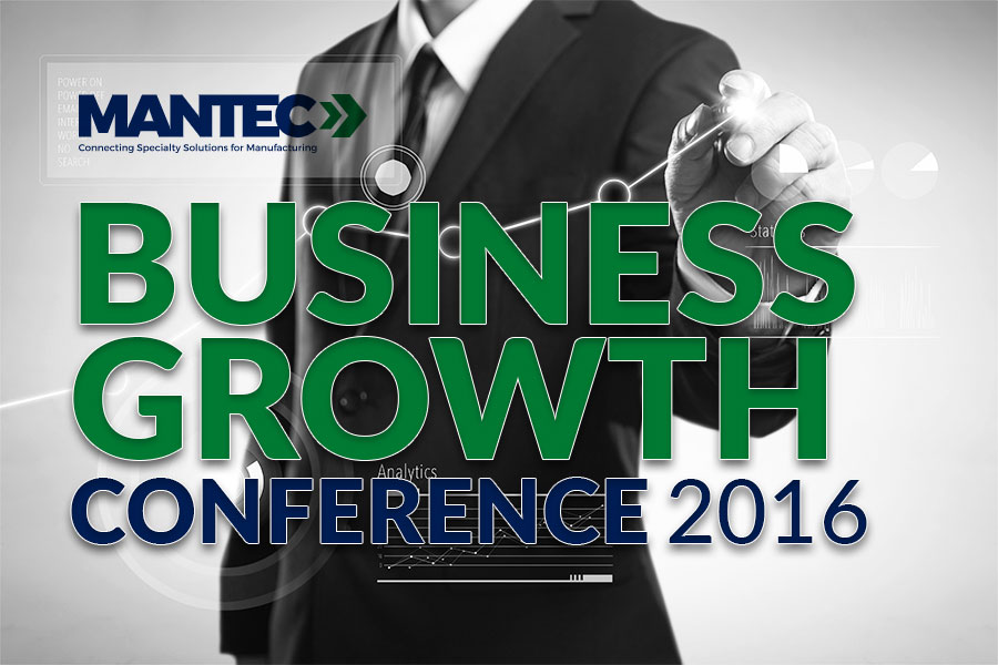MANTEC Business Growth Conference 2016