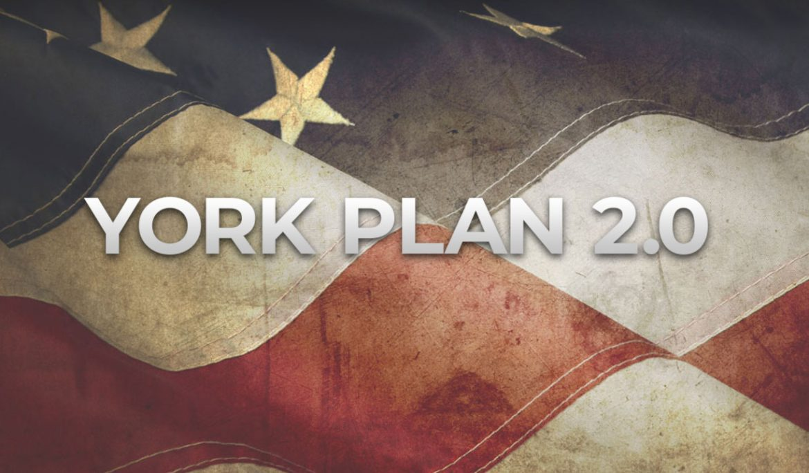 The future is here and it's time for Central PA to get ready! York Plan 2.0 anyone?